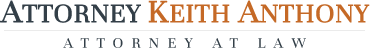 Attorney Keith Anthony Logo
